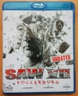Blu Ray - Saw VII - Unrated