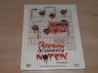 Die Sieben Schwarzen Noten (uncut) Mediabok Blu-ray