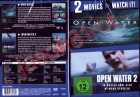 2 Movies - watch it: Open Water / Open Water 2 -  OVP uncut