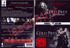 Double2Edition: Cold Prey 1 & 2 - uncut / DVD NEU OVP
