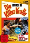 Killerkralle - DVD Amaray uncut - Neu/OVP