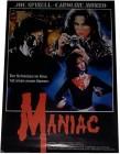 MANIAC - Poster 42x29,5 cm  (X)