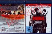 Django Unchained / Blu Ray NEU OVP uncut - Walz, Jackson