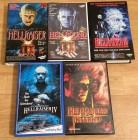 Hellraiser VHS