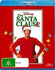 Disney Santa Clause  BLU RAY