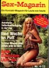 Sex Magazin Nr. 4 / 1972 - Stephenson Verlag