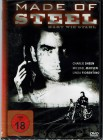 Made of Steel - Charlie Sheen, Michael Madsen - DVD Neu