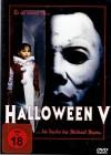 Halloween V - Die Rache des Michael Myers -  uncut - DVD