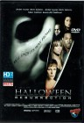 Halloween - Resurrection - Jamie Lee Curtis -  DVD
