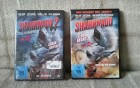 SHARKNADO 1+2 - Deutsch - Splatter/Trash/Troma - DVD - OVP