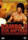 Rambo II - Der Auftrag (2)  Sylvester Stallone - uncut DVD