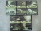 ALIENS - THE COMPLETE TRUTH 5 DVDs wie NEU English Englisch
