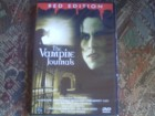 The Vampire Journals  - Red Edition - uncut dvd - Ovp