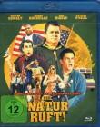 DIE NATUR RUFT! Blu-ray - klasse Chaos Komödie J.Knoxville