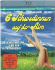+++ 6 SCHWEDINNEN AUF DER ALM / BLU RAY +++