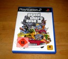 PS2 PLAYSTATION 2 - GRAND THEFT AUTO - GTA III 3 - USK 18