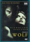 Wolf DVD Jack Nicholson, Michelle Pfeiffer sehr guter Zust.