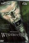 Wes Craven präsentiert Wishmaster - Robert Englund - DVD Neu