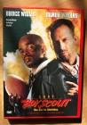 LAST BOY SCOUT mit Bruce Willis DVD uncut