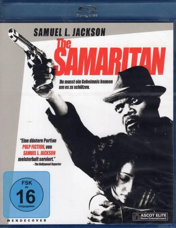 DER SAMARITER Tödliches Finale - Blu-ray Samuel L. Jackson