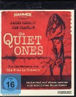 THE QUIET ONES Blu-ray - new HAMMER Studios Horror Thriller