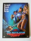 Mediabook THE MUTILATOR Uncut - Deutsch - Limitiert Auflage