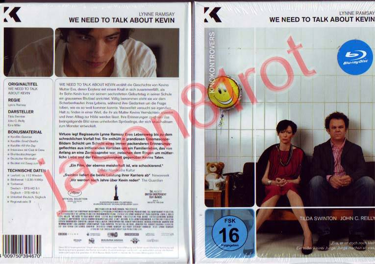 We need to talk about Kevin - KinoKontrovers Bavaria Nr. 13