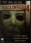 Halloween 4 - The Return of Michael Myers - uncut - DVD
