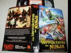 Das Vermächtnis der Ninja +PACIFIC+ Top Ninja.Knüller !