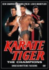 Karate Tiger 10 The Champions  - DVD uncut OVP