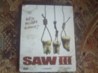 Saw III - Saw 3 - Steelbook - Horror - dvd