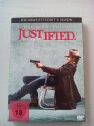 Justified - Staffel 3, 3-DVD, Uncut