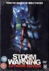 Storm Warning DVD neu deutscher Ton uncut