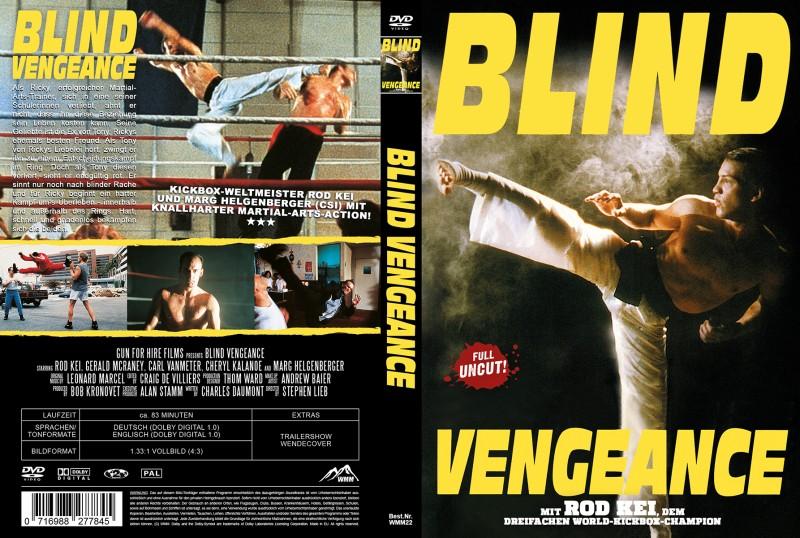 Blind Vengeance (Amaray) NEU ab 1€
