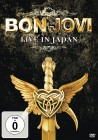 Bon Jovi - Live in Japan -DVD  (X)
