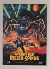 Angriff der Riesenspinne - 84 Mediabook 4 Disc