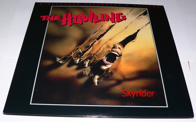 The Howling LD - The Collector's Edition - 2 LD's