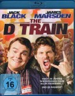 THE D-TRAIN Blu-ray - klasse Nuddy Komödie Jack Black