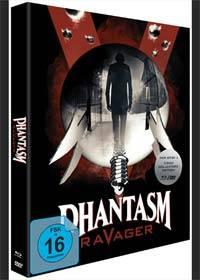 PHANTASM V - RAVAGER - DAS BÖSE (Blu-Ray+2DVD) (3Discs) - Me