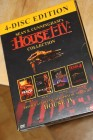 DVD - HOUSE I - IV COLLECTION 4-Disc-Ed. Ascot Pappschuber