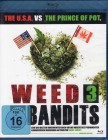 WEED BANDITS 3 Blu-ray - USA vs Prince of Pot Drogen Doku