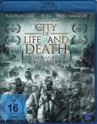 CITY OF LIFE AND DEATH Blu-ray - Nanjing Massaker Asia Krieg