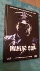 Mediabook  MANIAC COP -Cover D