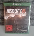 Resident Evil 7 XBOX ONE NEU/OVP