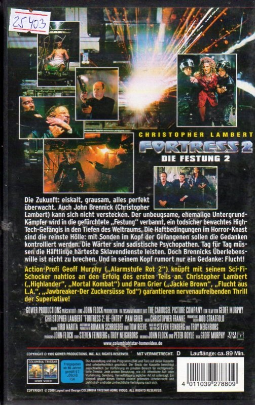 Fortress 2 - Die Festung 2 (25403)