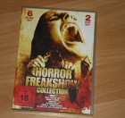 Horror Freakshow Collection - 2 DVD Set und 6 Filmen