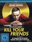 KILL YOUR FRIENDS Blu-ray böse Komödie Musik Branche Klasse!