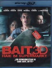 BAIT Haie im Supermarkt - Blu-ray 3D Tierhorror mega Fun!