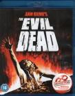 THE EVIL DEAD Blu-ray - Tanz der Teufel UK Import Klassiker