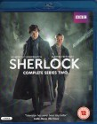 SHERLOCK Series Two - Blu-ray Import BBC Cumberbatch Freeman